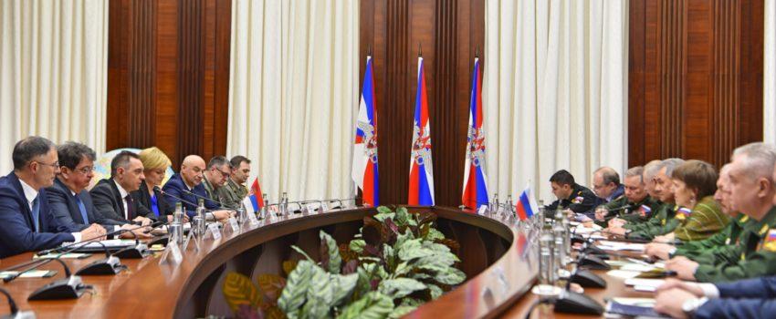Ministar Vulin: U Rusiji započeti razgovori o kupovini helikoptera Mi-17 i Mi-35, razmatra se nabavka dodatnih MiG-ova 29 iz Rusije i Belorusije