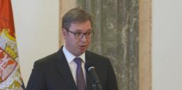 """Vučić: Odluku o preuzimanju """"Konstantina Velikog"""" doneće odbornici SNS-a u Nišu"""
