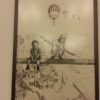 Izložba crteža i slika nekadašnjeg vojnog pilota Ivana Zabunova