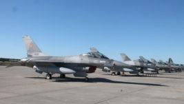 Rumunija dobila ponude za nabavku dodatnih borbenih aviona F-16
