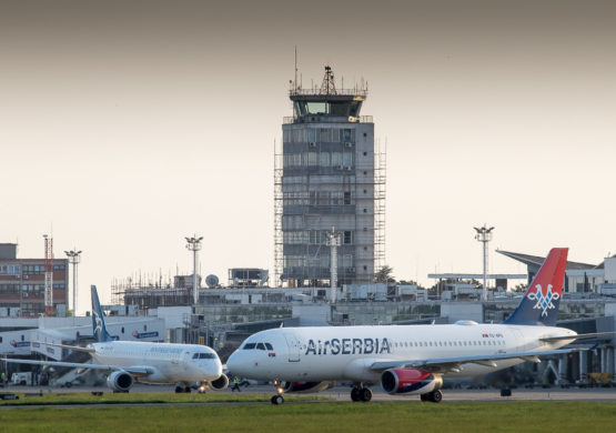 """Vansi počinje sa izgradnjom: Potpisan ugovor za radove na """"Nikoli Tesli"""" u iznosu od 262 miliona evra, aerodrom dobija još jednu umetnutu pistu, nove rulne staze, novih 2.400 parking mesta za automobile"""