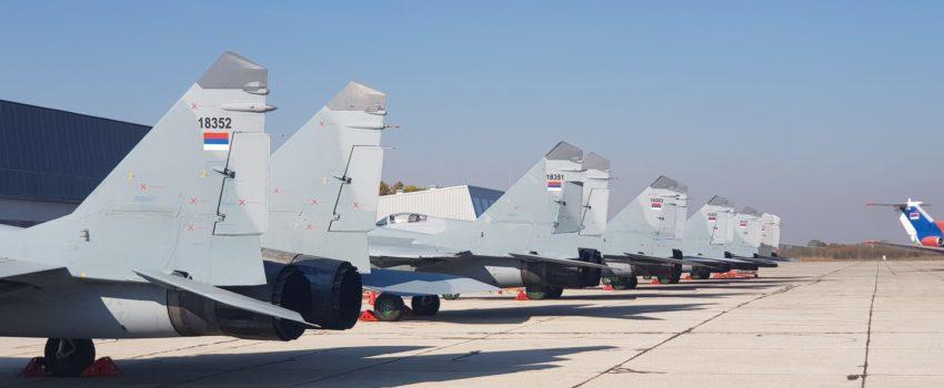 Vulin za Tanjug: Svih 14 MiG-ova 29 će biti spremno do kraja ove ili početkom sledeće godine; Tango Six: Ne baš