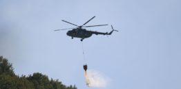 Srušio se bugarski vojni helikopter Mi-17, piloti poginuli