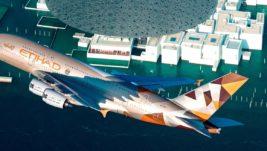 Etihad ervejz uvodi Erbasov A380 na svakodnevnoj liniji Abu Dabi-Pariz