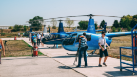 Balkan Helicopters traži volontere za Svetski dan helikoptera 19. avgusta