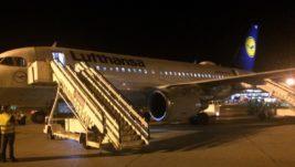 """Lufthansa sinoć vanredno na """"Tesli"""" iz medicinskih razloga"""