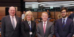 Direktorat civilnog vazduhoplovstva predsedavao sednicom Stalne komisije Eurokontrola; Održana i sednica Privremenog saveta