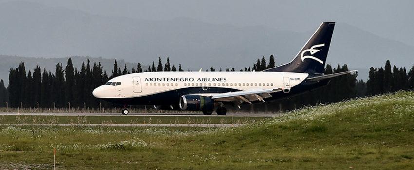 Montenegro erlajns u proteklih 12 meseci prevezao 644 hiljade putnika; Prihodi u 2018. godini veći od 70 miliona evra