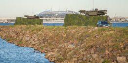 Kako Rusi brane fudbalske stadione od pretnji iz vazduha na Svetskom prvenstvu