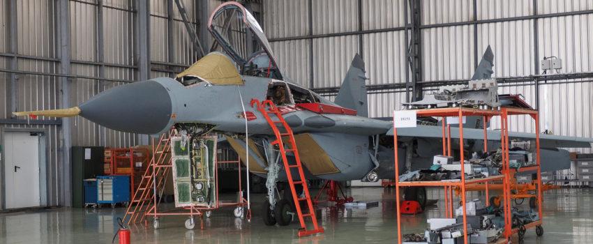 Sa Batajnice poleteo prvi MiG-29 koji je Rusija donirala Srbiji