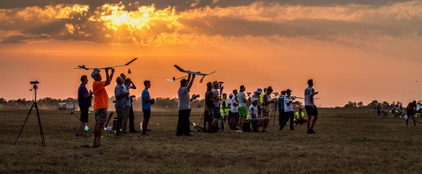 Reprezentacija Srbije u vazduhoplovnom modelarstvu na Evropskom prvenstvu u Mađarskoj