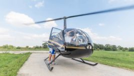 Na panoramskom letenju iznad Novog Sada sa Balkan Helikoptersom letelo preko 230 putnika