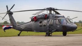 [VIDEO REPORTAŽA] Slovak Training Academy prvi put u Hrvatskoj: Nudimo kompletnu podršku, obuku pilota i tehničara za UH-60