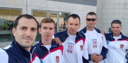 Paraglajding reprezentacija Srbije na 15. Evropskom prvenstvu u Portugalu u disciplini prelet
