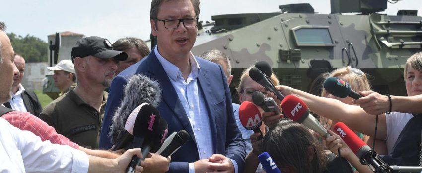 Vučić: 9 MiG-ova 29 u vazduhu do novembra; Vojska ostaje bez jednog Erbasa H145M u korist Policije