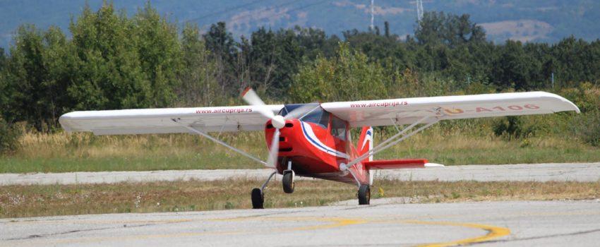 [NAJAVA] Državno prvenstvo u navigaciji i preciznom sletanju ultralakih vazduhoplova 25. i 26. avgusta na Aerodromu Ćuprija