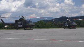 Prve fotografije novih crnogorskih helikoptera Bell 412EPI