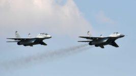 Na promociji najmlađih oficira RV i PVO učestvuje sa čak 12 vazduhoplova