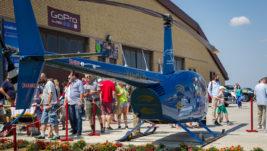 [FOTO REPORTAŽA] Svetski dan helikoptera u Dobanovcima