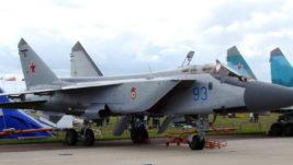 Generalni direktor MiG-a: Korporacija intenzivno radi na projektu novog presretača MiG-41