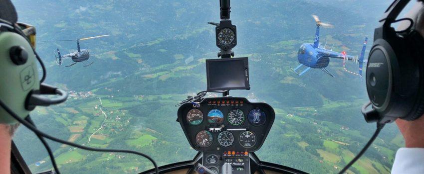 Balkan Helikopters organizuje panoramske letove iznad Zlatibora