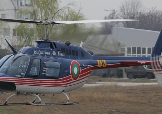 Bugarska investira u operativnost trenažnih helikoptera Bell-206