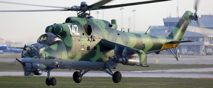 Bugarska planira remont transportnih helikoptera Mi-17 kao i dodatnih desantno-jurišnih Mi-24