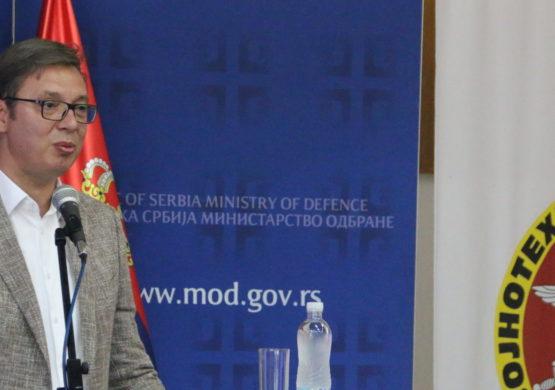 Vučić u poseti Vojnotehničkom institutu: Biće zaposleno do 68 novih inženjera; Imaćemo problema sa smenom generacija
