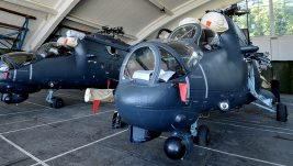 Mađarskoj isporučeni prvi remontovani helikopteri Mi-24