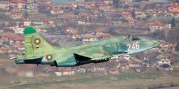 Rusija i Belorusija pozvane da učestvuju na tenderu za obnovu flote bugarskih Su-25