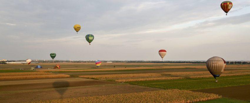 [NAJAVA] Od sutra međunarodni festival balona iznad Sente uz učešće 15 posada