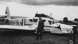 """Knjiga """"Zaboravljeni album"""": Kako je ratno vazduhoplovstvo Nezavisne Države Hrvatske ostalo bez svojih aviona u novobeogradskom Bloku 70"""