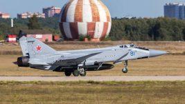 Rusi ponovo razvijaju antisatelitsko oružije koje će nositi nova verzija lovca-presretača MiG-31