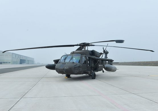 """SAD donirale Hrvatskoj dva višenamenska helikoptera UH-60M """"Black Hawk"""""""