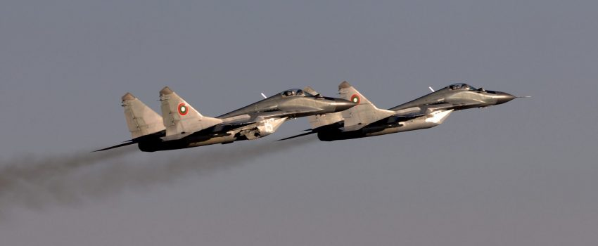 RV Bugarske za prvih 6 meseci ove godine naletelo manje od 2000 sati; Ministarstvo odbrane dobilo 4 predloga za novi borbeni avion