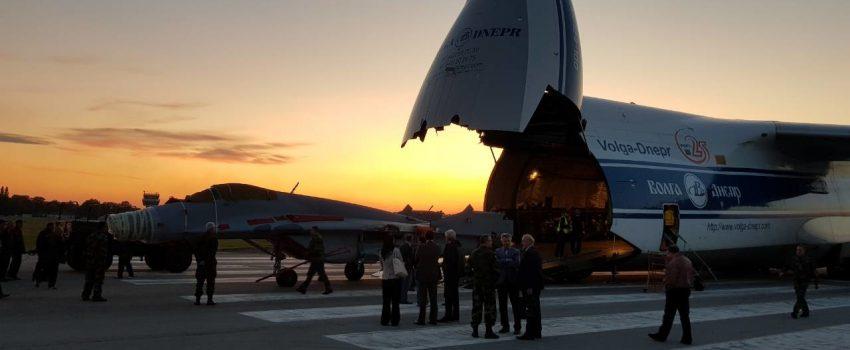 Na Batajnicu sleteo An-124, isporučen šesti MiG-29 koji je bio na remontu u Rusiji