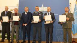 """Obeleženo 95 godina postojanja Aerokluba """"Novi Sad"""" u novosadskoj Gradskoj kući"""