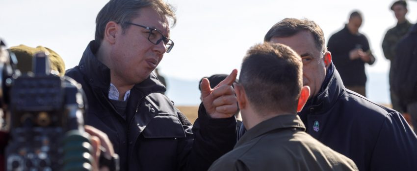 """Predsednik Srbije: Naši MiG-ovi imaće """"Žuk 3"""""""