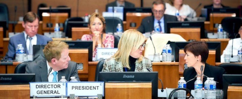 Direktorat civilnog vazduhoplovstva na sednicama Privremenog saveta i Stalne komisije Eurokontrola