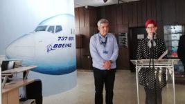Otvoren simulator letenja B737-800 u Muzeju vazduhoplovstva; Zuvić: Simulator dostupan i građanstvu