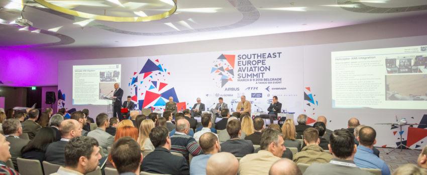 [NAJAVA] Sačuvajte datume: Treći Vazduhoplovni samit Jugoistočne Evrope 12. i 13. marta 2020. godine