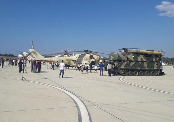 Kipar započeo sa obnovom flote helikoptera Mi-35P, pokazao raketni sistem PVO Buk M1-2