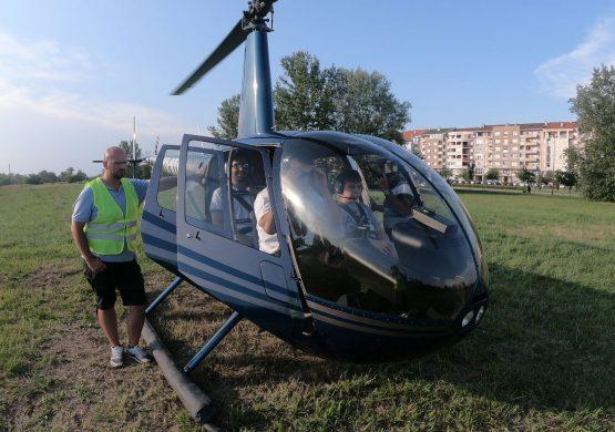 [NAJAVA] Balkan Helicopters organizuje panoramsko letenje iznad Beograda sa Karting centra Ada Huja