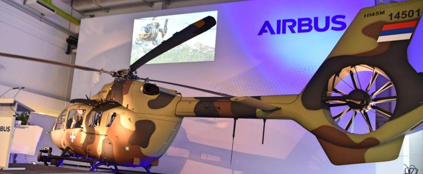 [ANALIZIRAMO] Kako je opremljen prvi helikopter H145M za Srbiju
