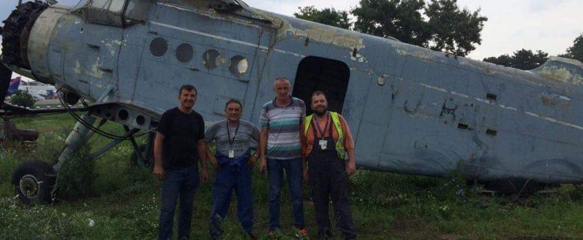 "Sami uz pomoć (Sky) partnera i Jat Privredne avijacije: Kako je An-2M izbavljen iz ""Nikole Tesle"" u Muzej vazduhoplovstva"