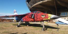 Udruženje Craft and art predstavilo novo lice Orla i skulpturu mlaznog aviona u Muzeju vazduhoplovstva