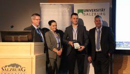 Dodeljene nagrade SESAR Young Scientist Award 2018 u Salzburgu; Treće mesto za doktoranda Saobraćajnog fakulteta