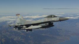 Grčka modernizuje deo svojih borbenih aviona F-16 na nivo F-16V