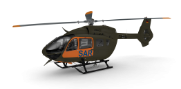 Nemačke oružane snage naručile helikoptere H145 za traganje i spasavanje