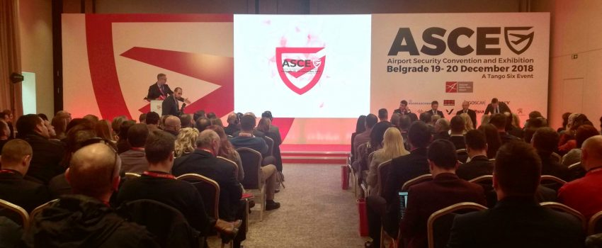 [ASCE18] Počela prva Konferencija o bezbednosti aerodroma u Beogradu; Prijavljeno skoro 500 domaćih i inostranih delagata